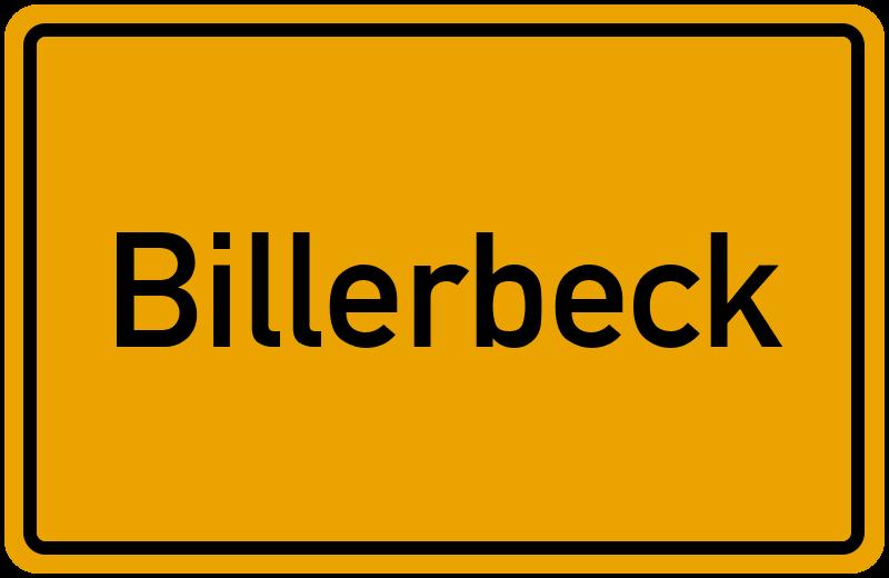 onlinestreet Branchenbuch für Billerbeck