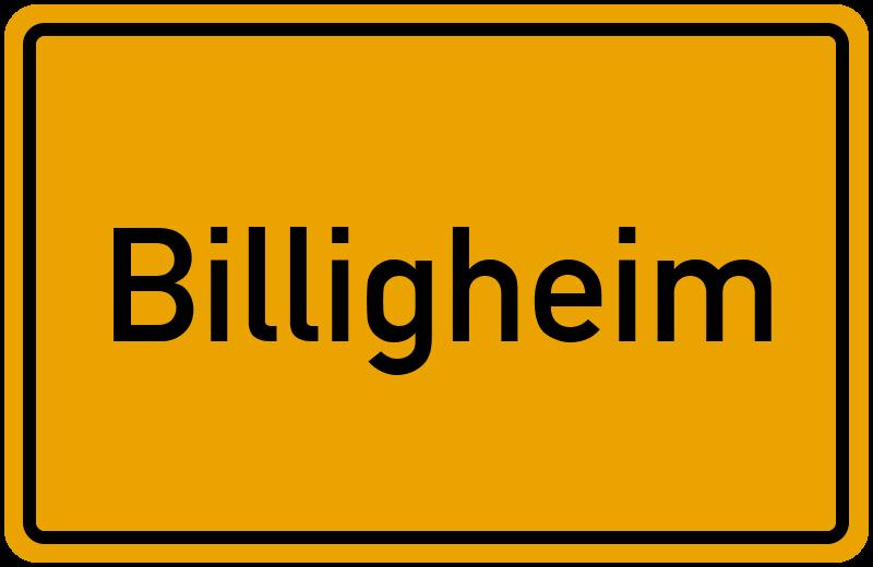 onlinestreet Branchenbuch für Billigheim