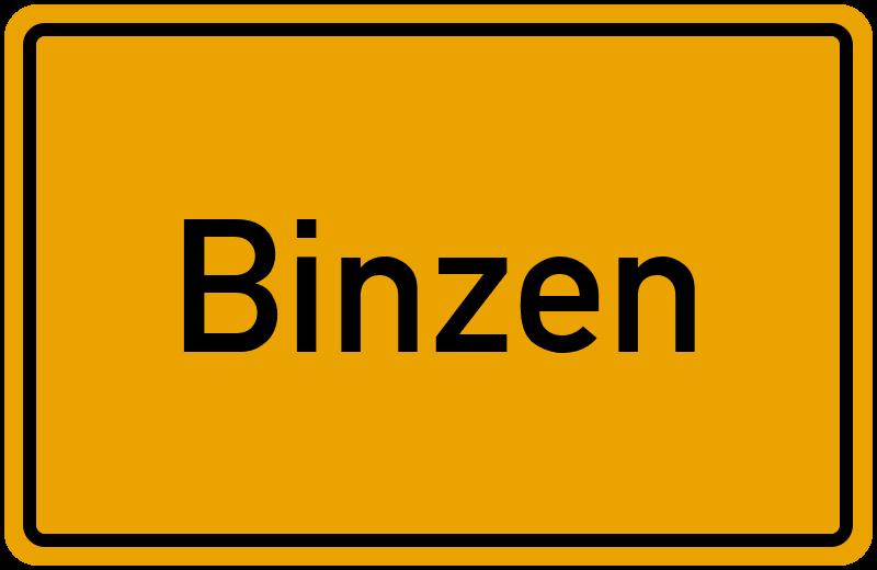 onlinestreet Branchenbuch für Binzen