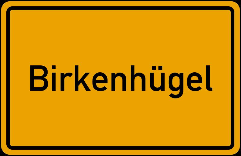 onlinestreet Branchenbuch für Birkenhügel