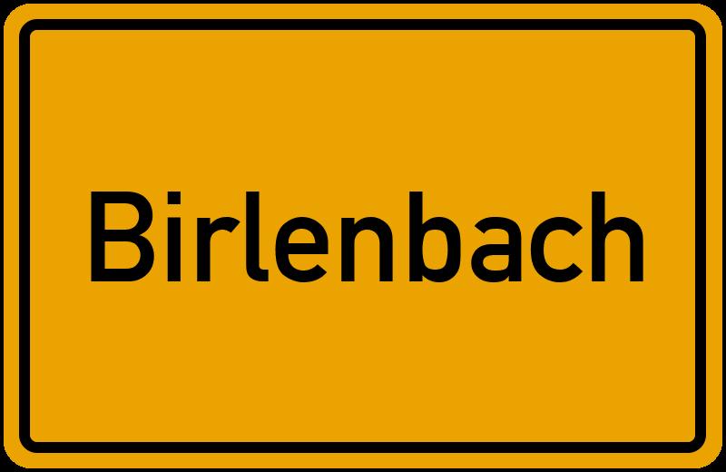 onlinestreet Branchenbuch für Birlenbach