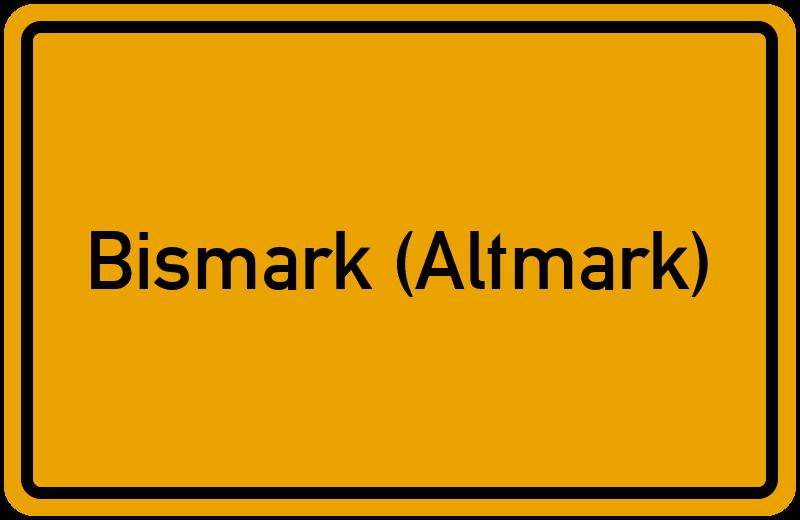 onlinestreet Branchenbuch für Bismark (Altmark)