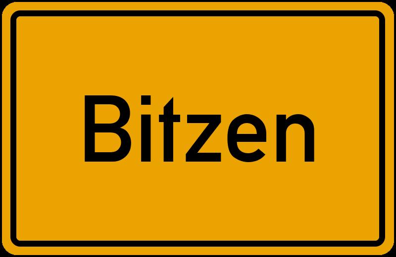 onlinestreet Branchenbuch für Bitzen