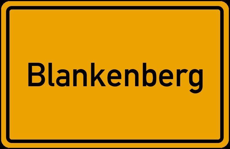 onlinestreet Branchenbuch für Blankenberg