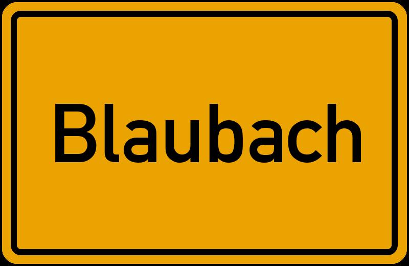 onlinestreet Branchenbuch für Blaubach