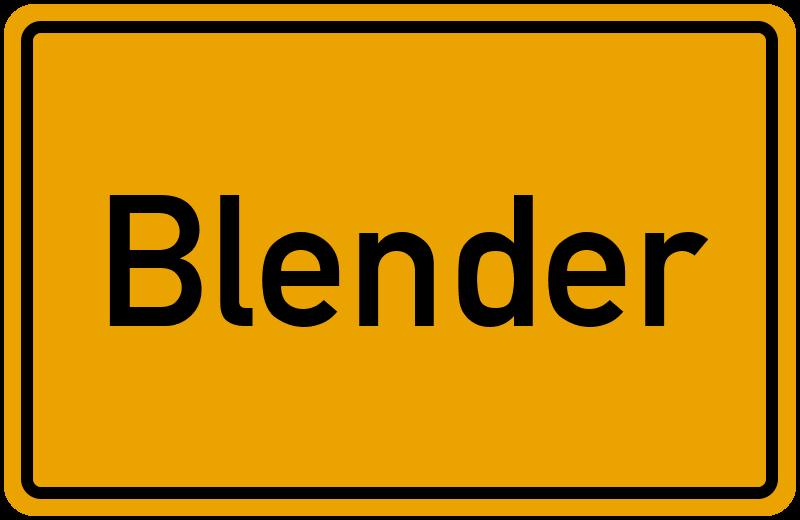 onlinestreet Branchenbuch für Blender