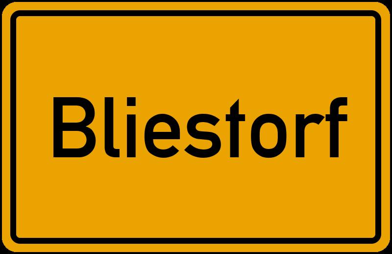 onlinestreet Branchenbuch für Bliestorf