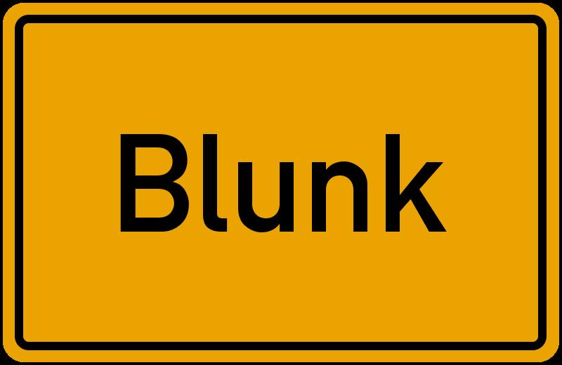 onlinestreet Branchenbuch für Blunk