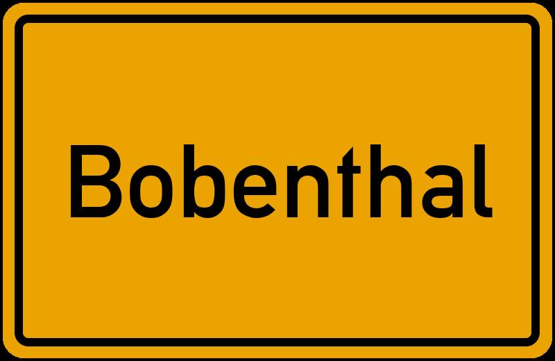 onlinestreet Branchenbuch für Bobenthal
