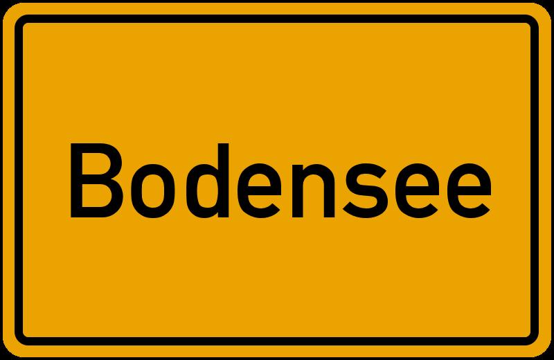 onlinestreet Branchenbuch für Bodensee