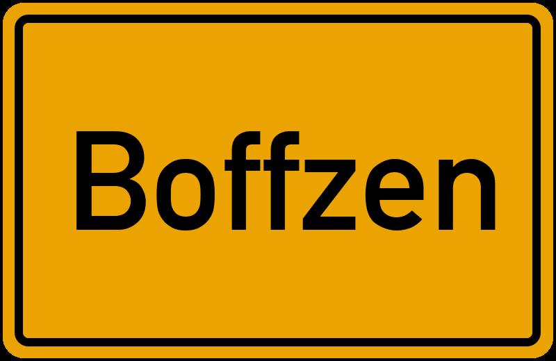 onlinestreet Branchenbuch für Boffzen