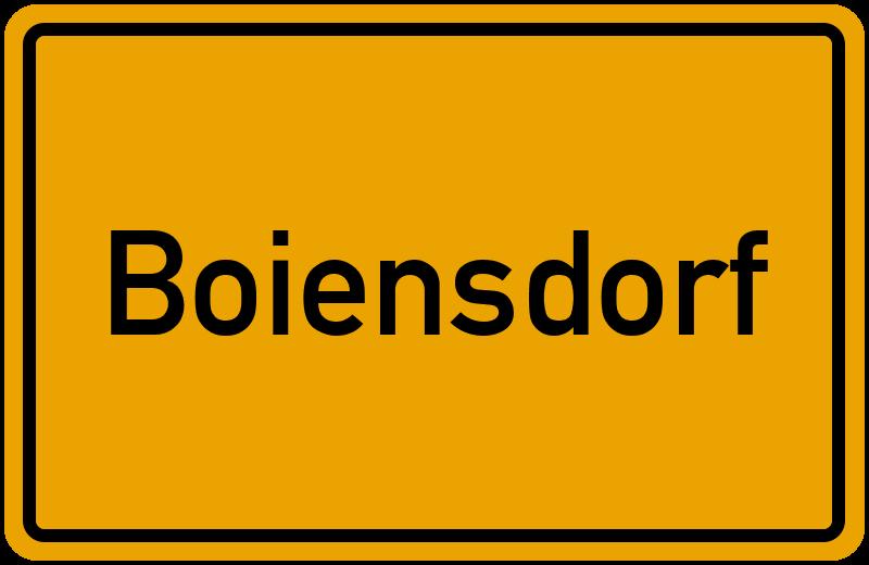 onlinestreet Branchenbuch für Boiensdorf