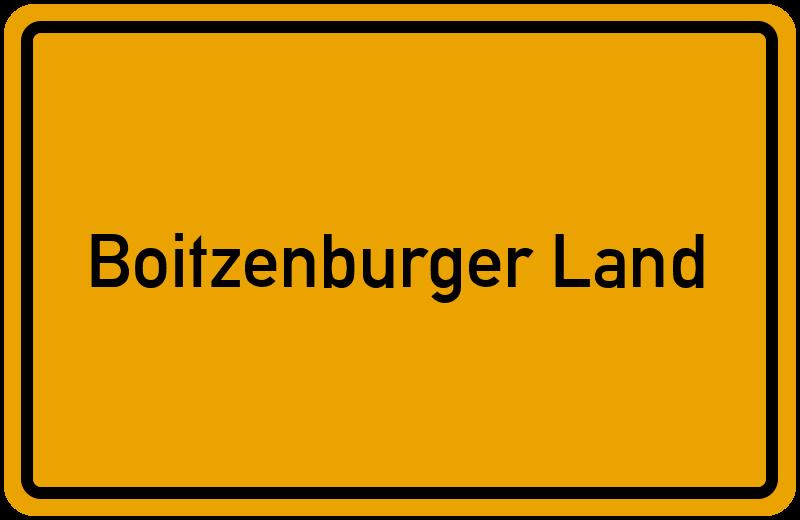 onlinestreet Branchenbuch für Boitzenburger Land
