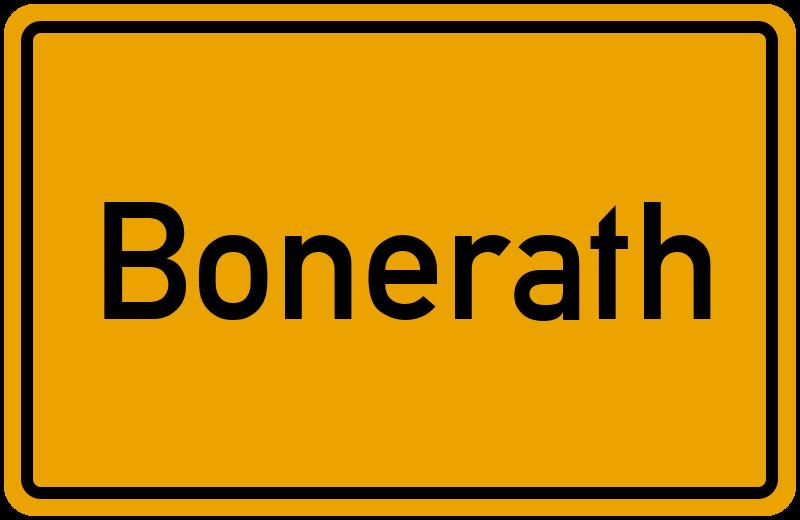 onlinestreet Branchenbuch für Bonerath