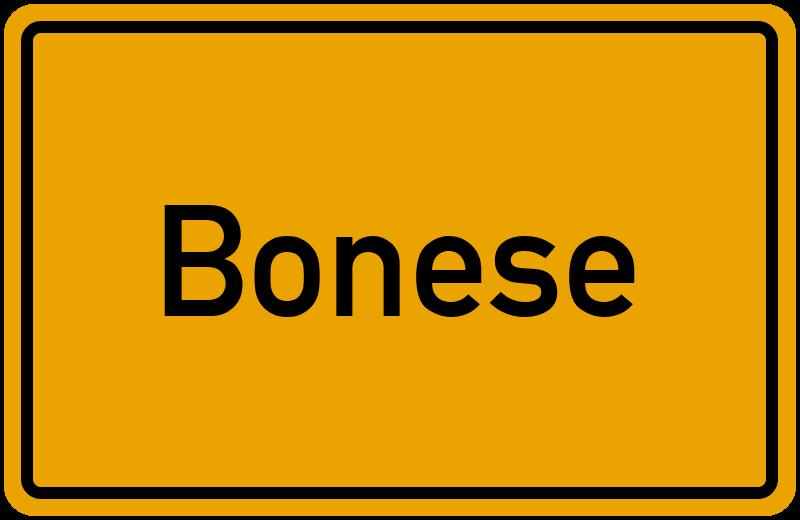 onlinestreet Branchenbuch für Bonese