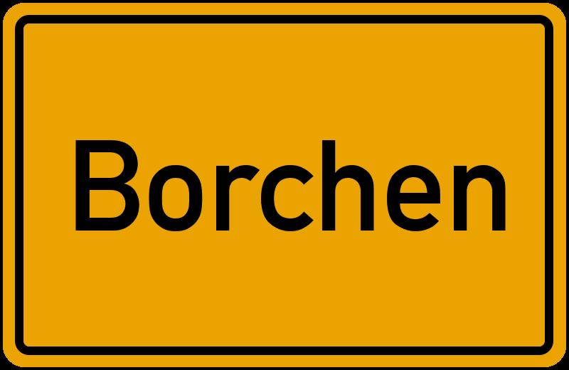 onlinestreet Branchenbuch für Borchen