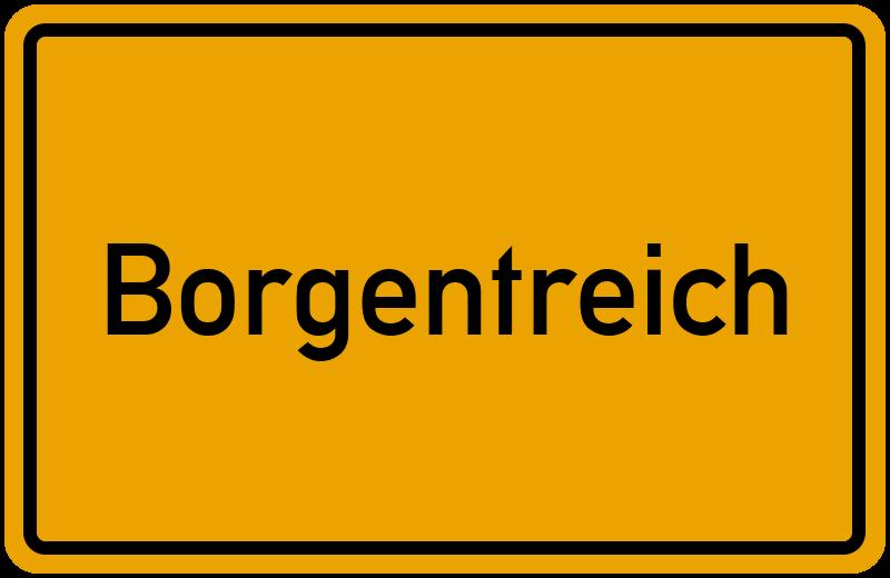 onlinestreet Branchenbuch für Borgentreich