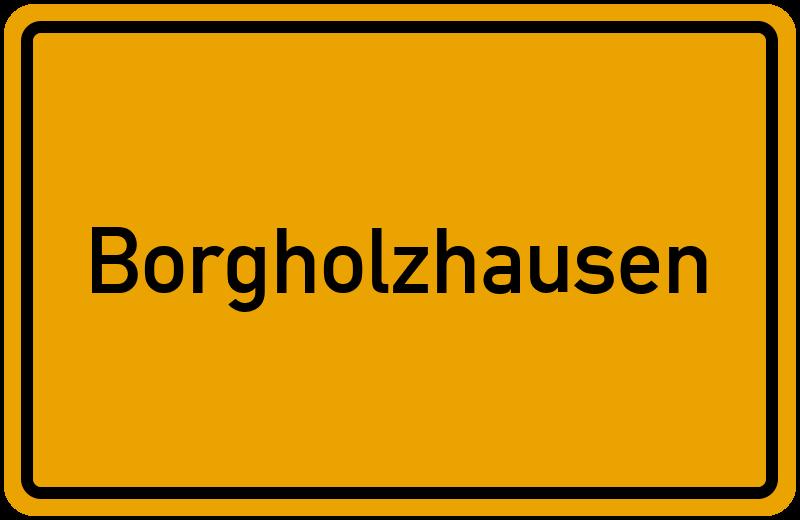 onlinestreet Branchenbuch für Borgholzhausen