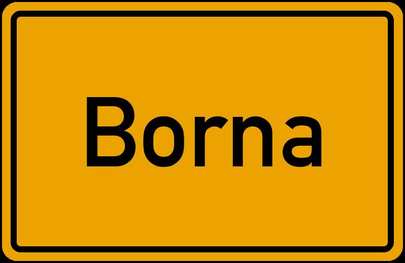 onlinestreet Branchenbuch für Borna