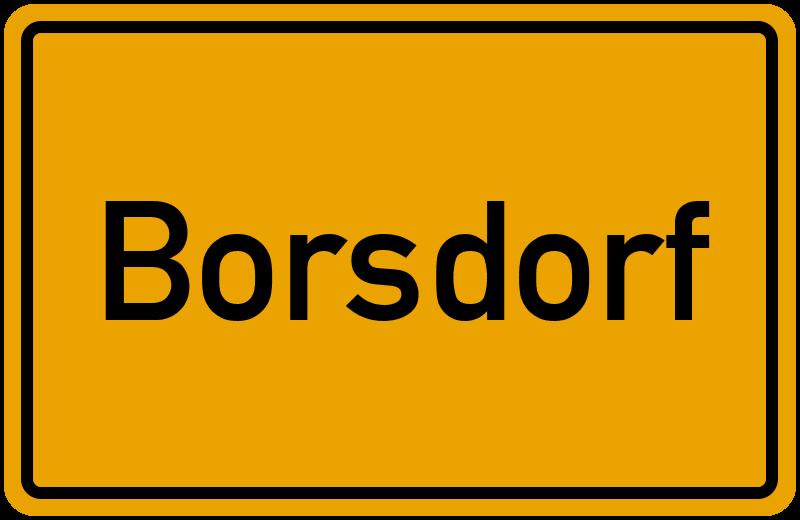 onlinestreet Branchenbuch für Borsdorf