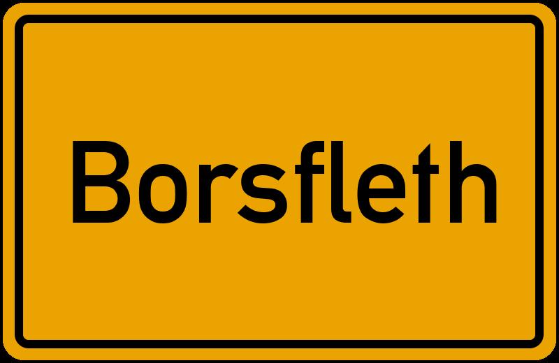 onlinestreet Branchenbuch für Borsfleth