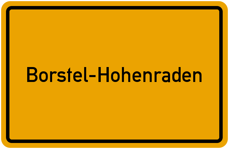 onlinestreet Branchenbuch für Borstel-Hohenraden