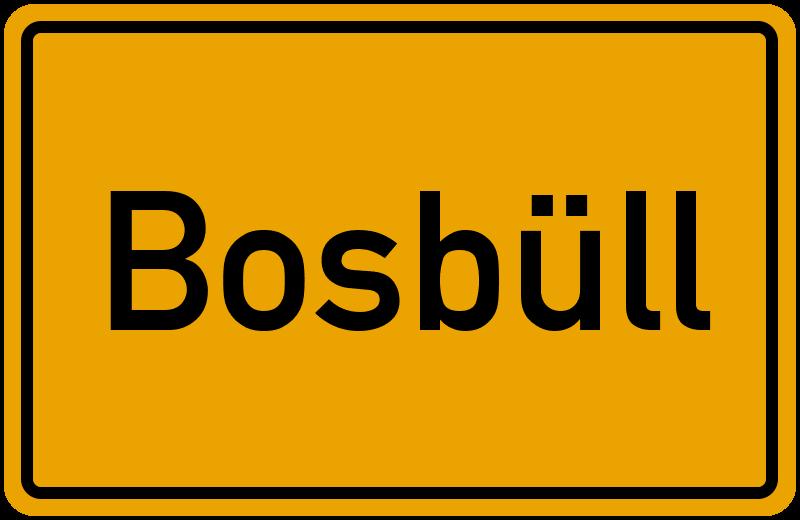 onlinestreet Branchenbuch für Bosbüll