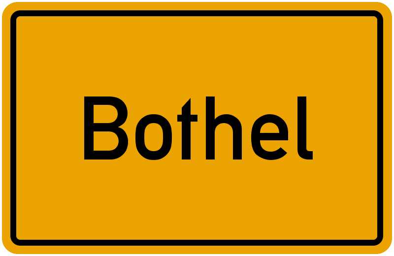 onlinestreet Branchenbuch für Bothel