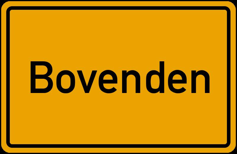 onlinestreet Branchenbuch für Bovenden