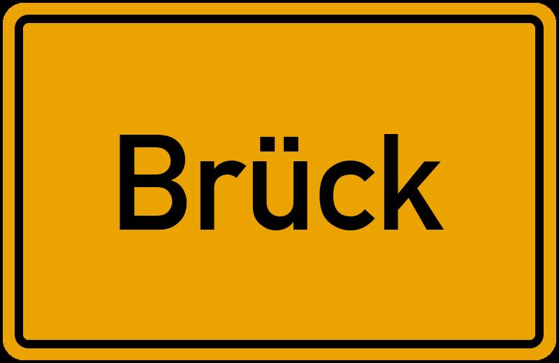 onlinestreet Branchenbuch für Brück