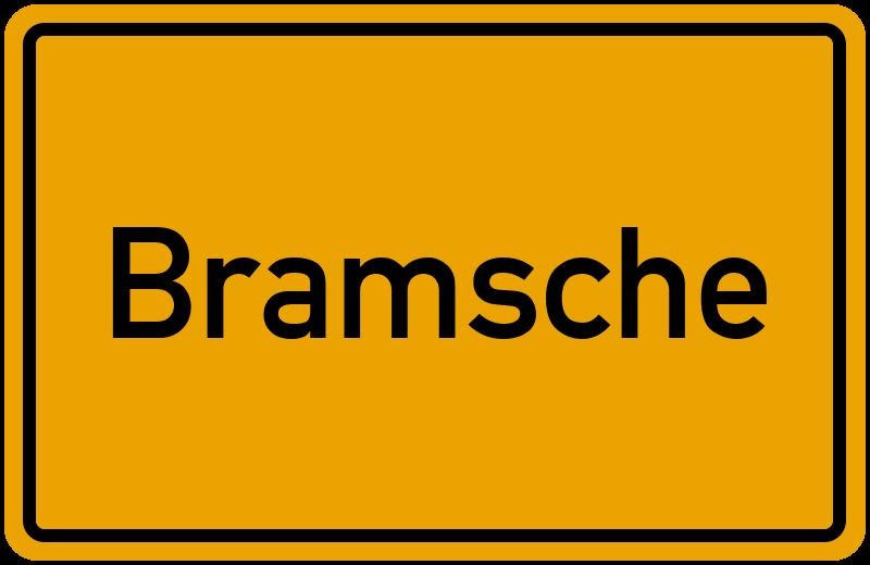 onlinestreet Branchenbuch für Bramsche
