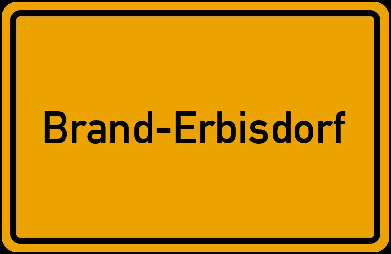 onlinestreet Branchenbuch für Brand-Erbisdorf