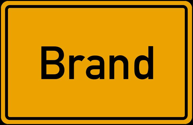 onlinestreet Branchenbuch für Brand