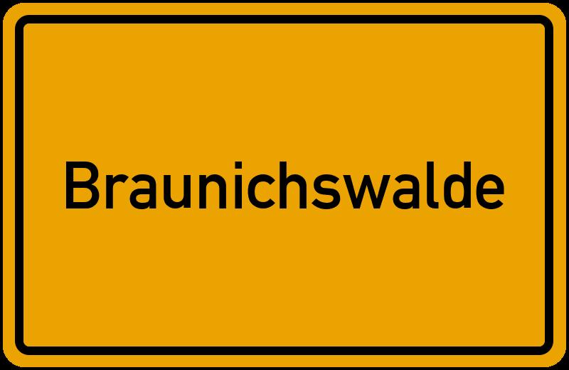 onlinestreet Branchenbuch für Braunichswalde