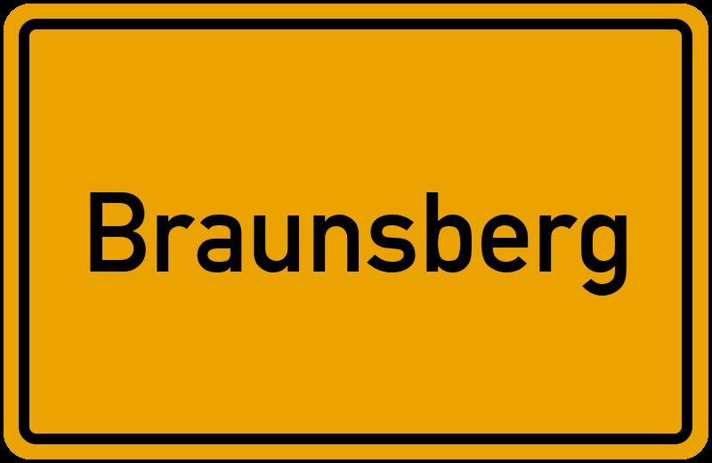 onlinestreet Branchenbuch für Braunsberg