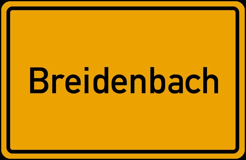 onlinestreet Branchenbuch für Breidenbach