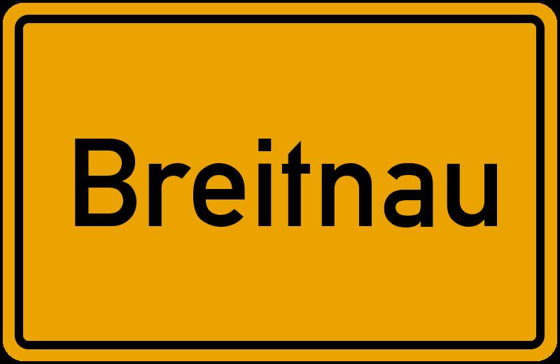 onlinestreet Branchenbuch für Breitnau