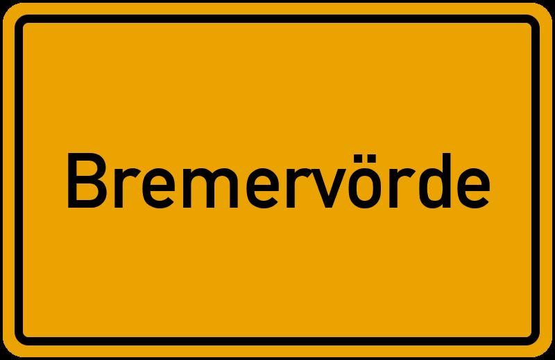 onlinestreet Branchenbuch für Bremervörde