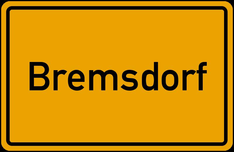 onlinestreet Branchenbuch für Bremsdorf