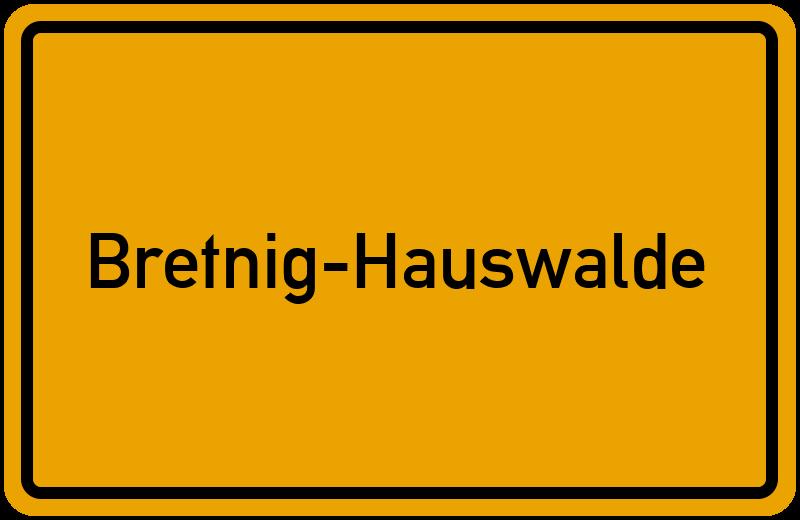 onlinestreet Branchenbuch für Bretnig-Hauswalde