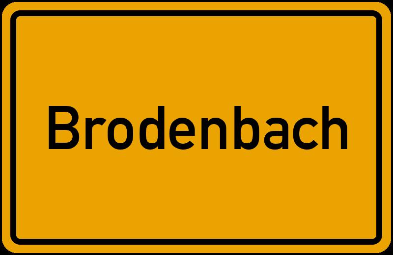onlinestreet Branchenbuch für Brodenbach