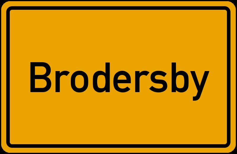 onlinestreet Branchenbuch für Brodersby