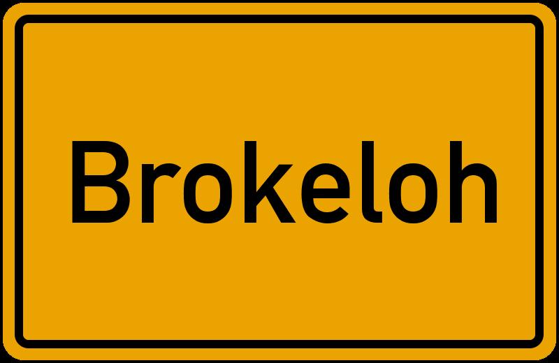 onlinestreet Branchenbuch für Brokeloh