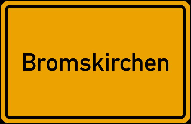 onlinestreet Branchenbuch für Bromskirchen