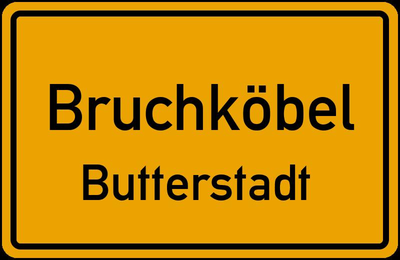 ortsstra e in 63486 bruchk bel butterstadt hessen. Black Bedroom Furniture Sets. Home Design Ideas