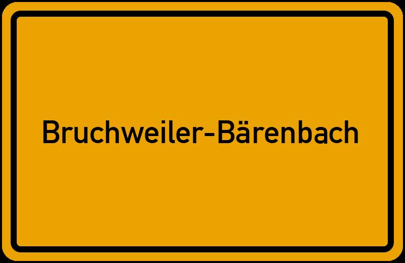 onlinestreet Branchenbuch für Bruchweiler-Bärenbach