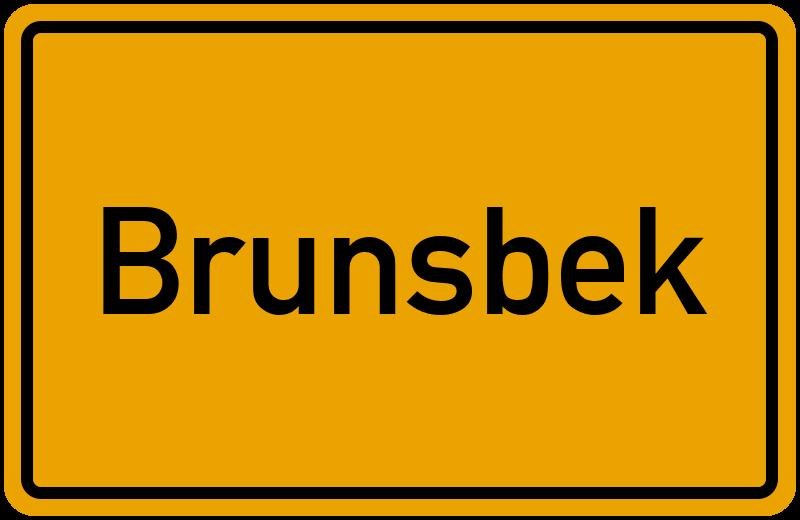 onlinestreet Branchenbuch für Brunsbek
