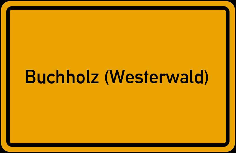 onlinestreet Branchenbuch für Buchholz (Westerwald)