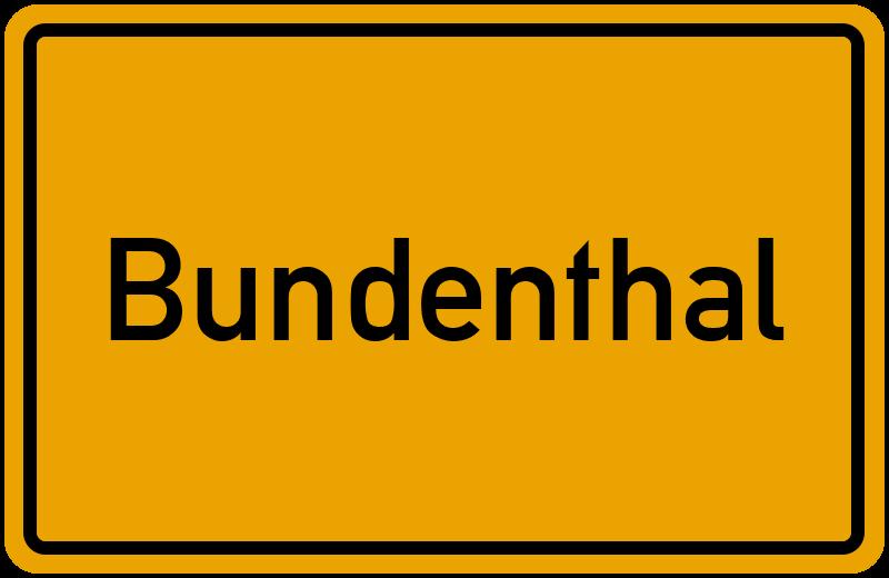 onlinestreet Branchenbuch für Bundenthal