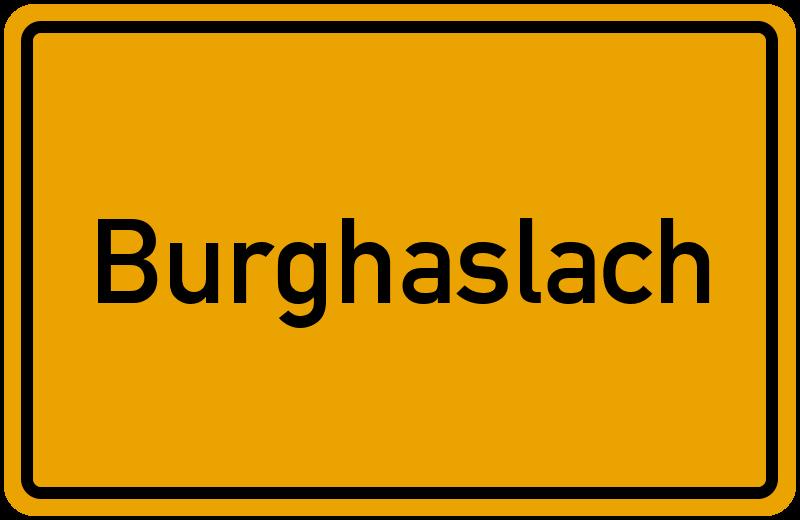 onlinestreet Branchenbuch für Burghaslach
